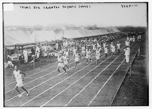 Trials for Oriental Olympic Games