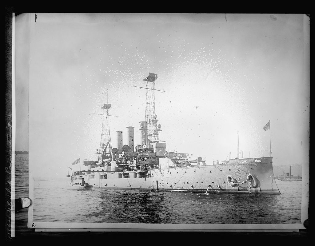 U.S. Ship Connecticut