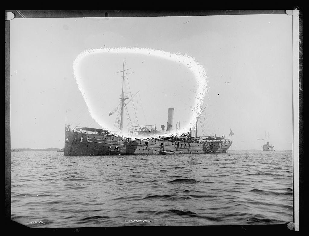 U.S. Ship Panther