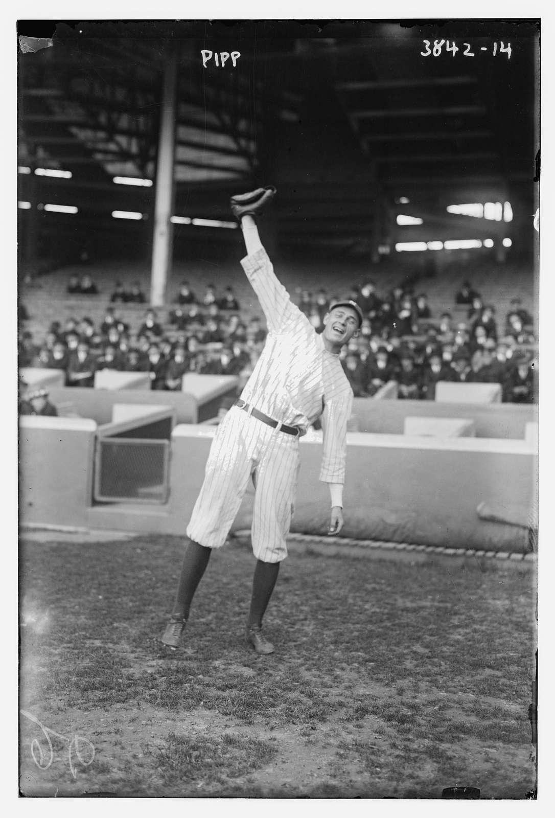 Wally Pipp, New York AL (baseball)
