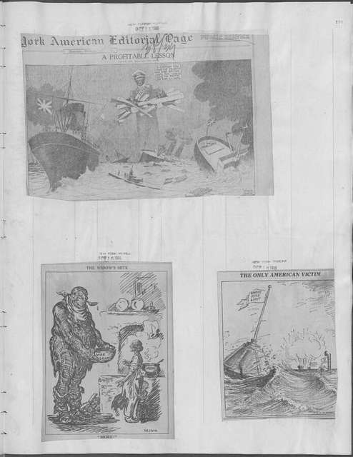 World War history : daily records and comments as appeared in American and foreign newspapers, 1914-1926 (New York), October 11, 1916, (1916 October 11-16)