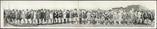 Bathing Girl Parade, Seal Beach, Cal.