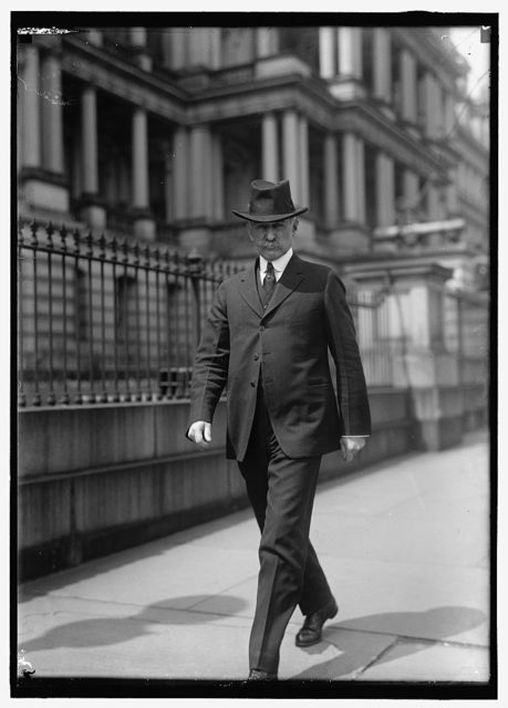 BENSON, WILLIAM SHEPHERD. REAR ADMIRAL, U.S.N. CHIEF OF NAVAL OPERATIONS
