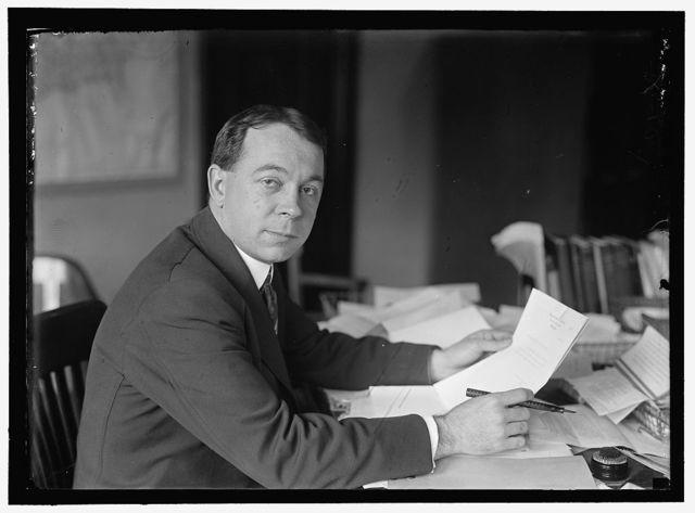 BIELSKI, A. BRUCE, CHIEF, F.B.I., JUSTICE DEPARTMENT