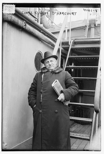Comte Eugene D'Harcourt