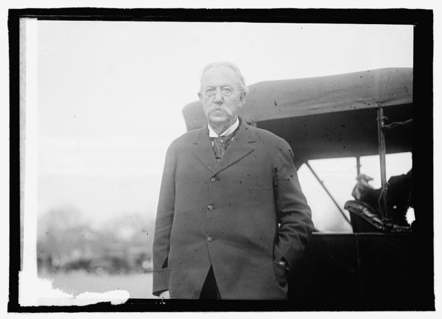 Dr. David Starr Jordan, Apr. 2/1917