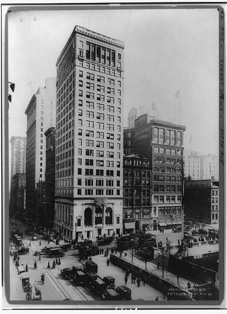 Fifth Ave.--42 St., N.Y.