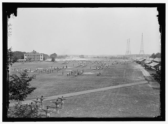 FORT MYER OFFICERS TRAINING CAMP