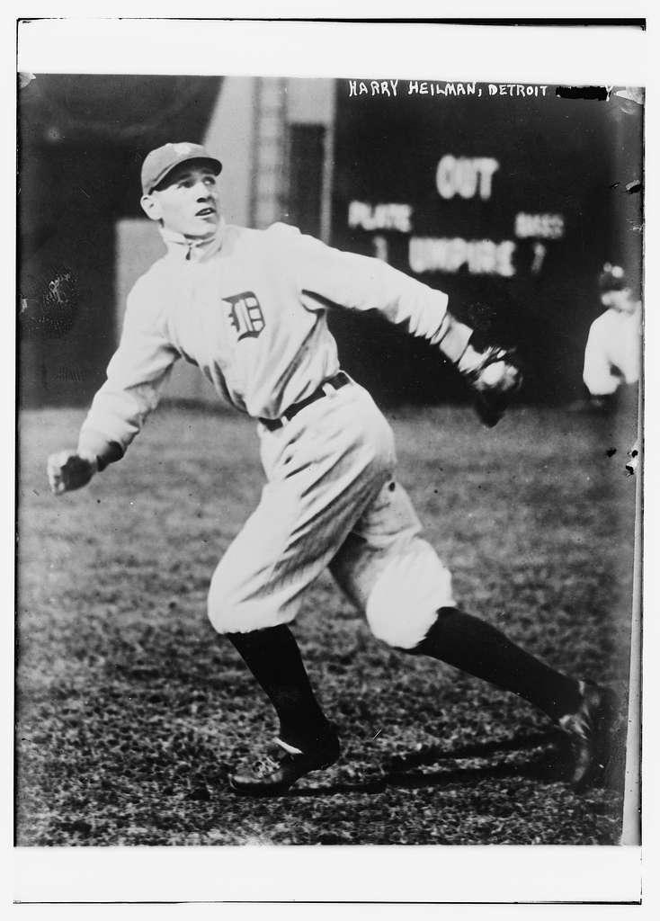 Harry Heilmann, Detroit AL (baseball)