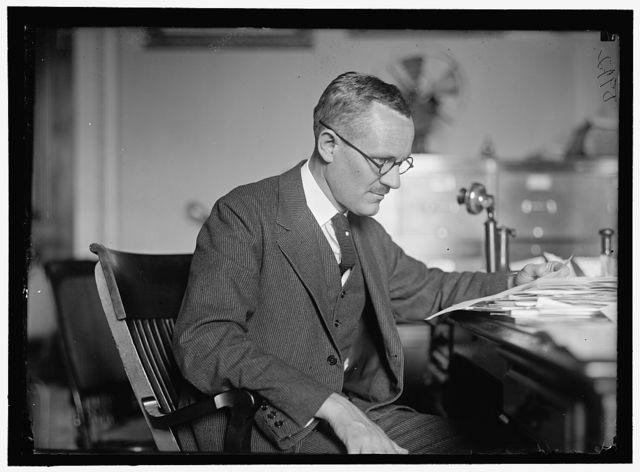 KEPPEL, FREDERICK PAUL, ASST. TO SECRETARY OF WAR, 1917-1918; 3RD ASST. SEC. OF WAR, 1918-1919