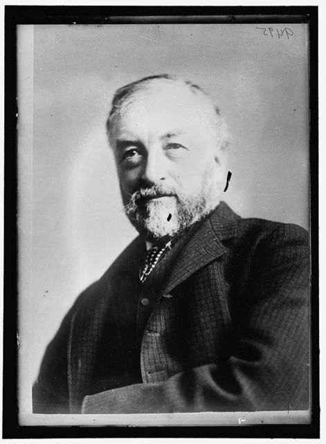 LANGLEY, SAMUEL PIERPONT. SECRETARY, SMITHSONIAN INSTITUTE