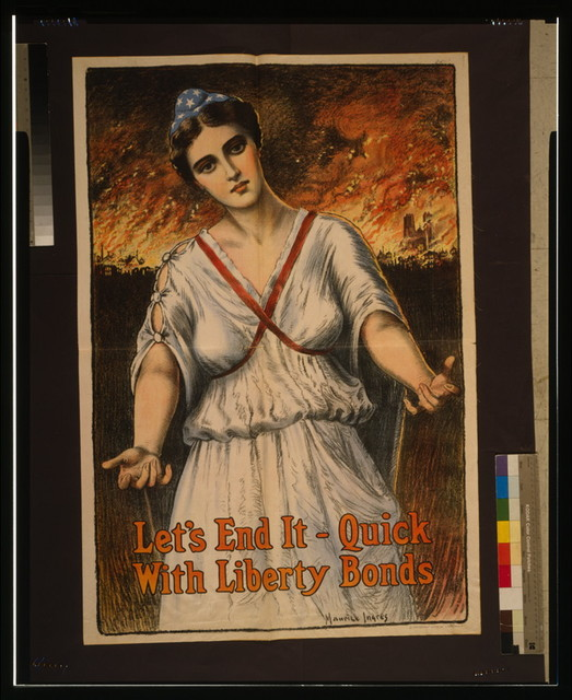 Let's end it - quick, with Liberty Bonds / Maurice Ingres.