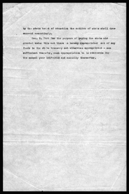 Letter from J. H. Spencer to Alexander Graham Bell, April 1, 1917