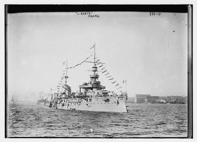 Liberte, French vessel