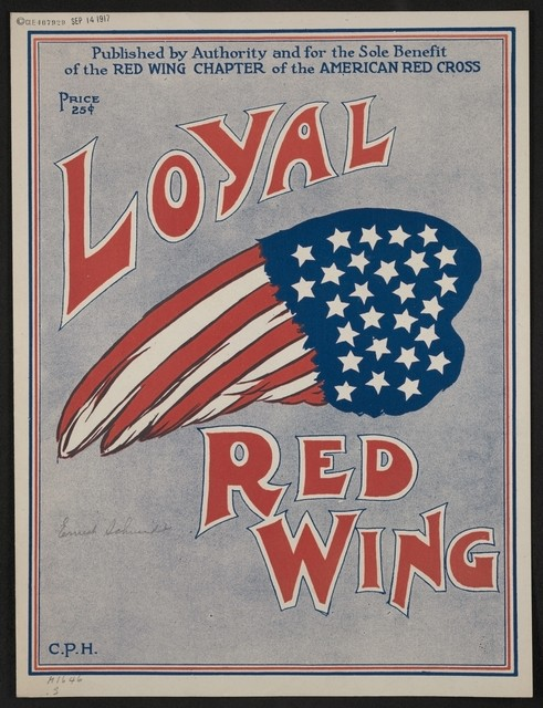 Loyal red wing