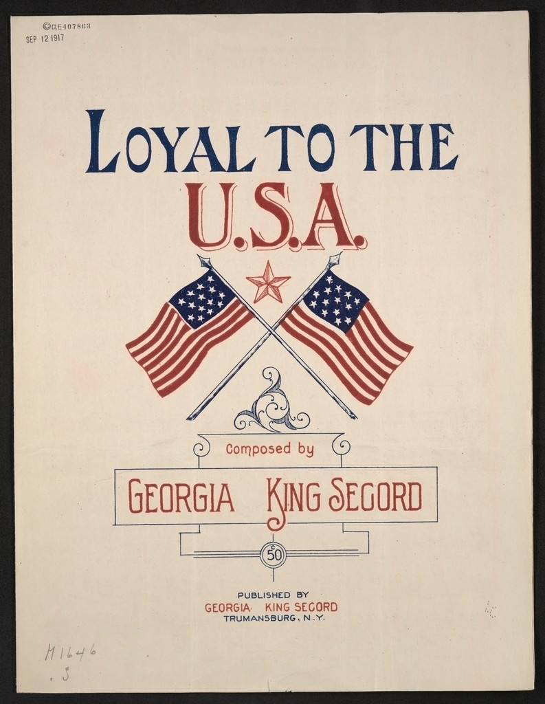 Loyal to the USA