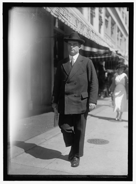 MAHAFFIE, CHARLES DELAHUNT, SOLICITOR, STATE DEPT., 1916-