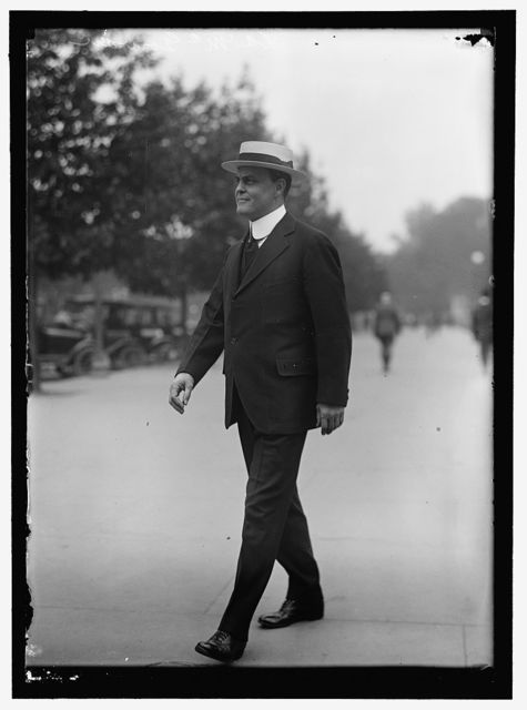 McGOWAN, SAMUEL, REAR ADMIRAL, U.S.N.; PAYMASTER GENERAL, 1914-