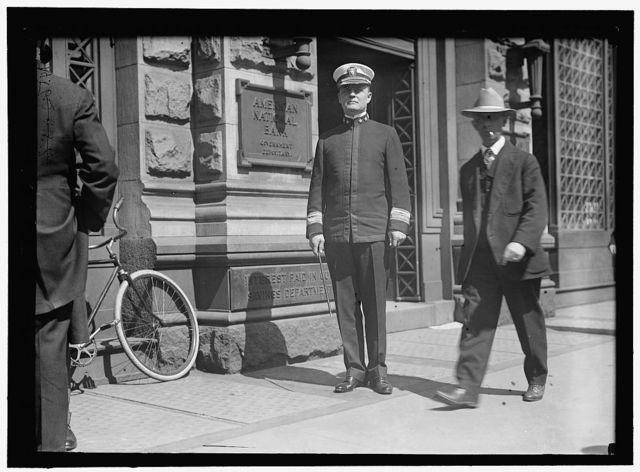 McGOWAN, SAMUEL. REAR ADMIRAL, U.S.N.; PAYMASTER GENERAL, 1914 -