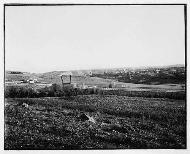 Military Cemetery on Mt. Scopus, Jerusalem, #4