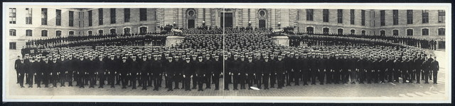[Naval personnel, U.S. Naval Academy, Annapolis, Md.]