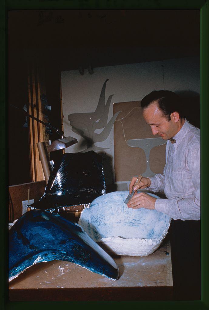 Saarinen office staff: Don Pettit, Bloomfield Hills, Michigan.