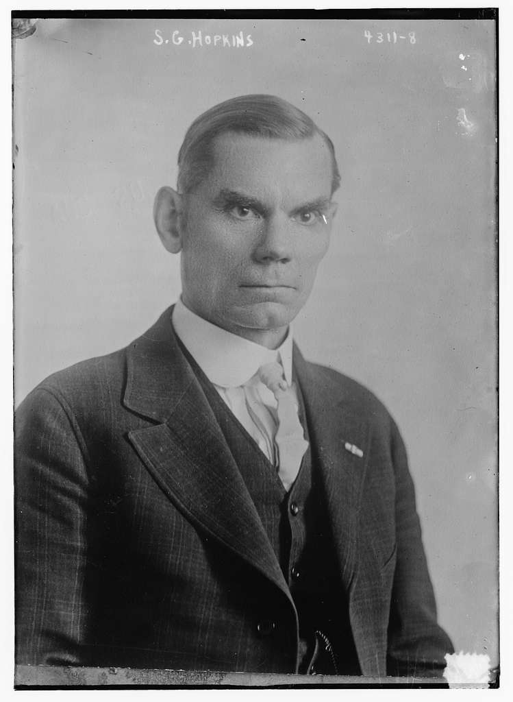 S.G. Hopkins
