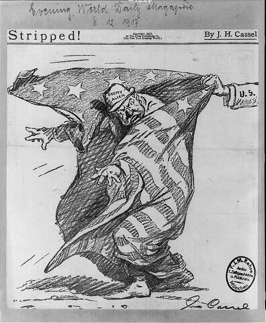 Stripped!