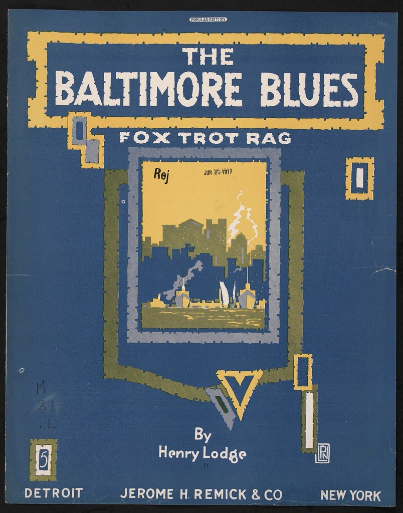 The  Baltimore blues