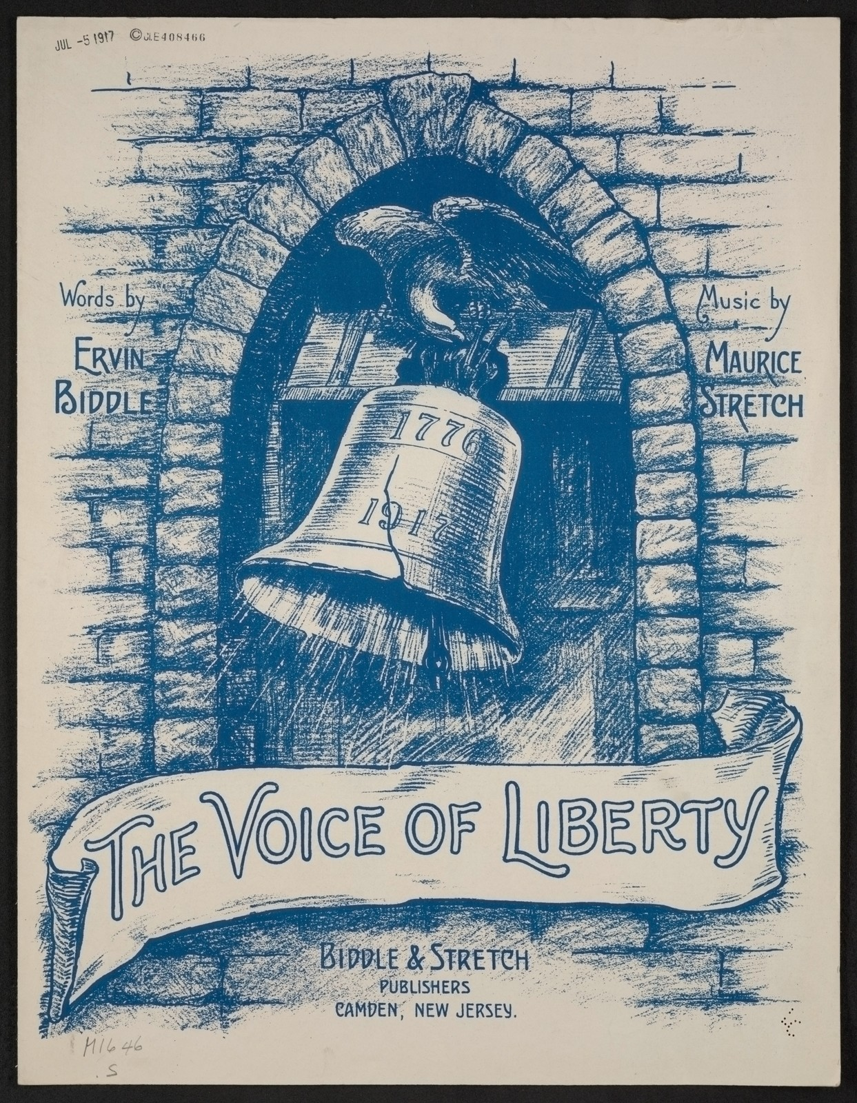 The  voice of liberty