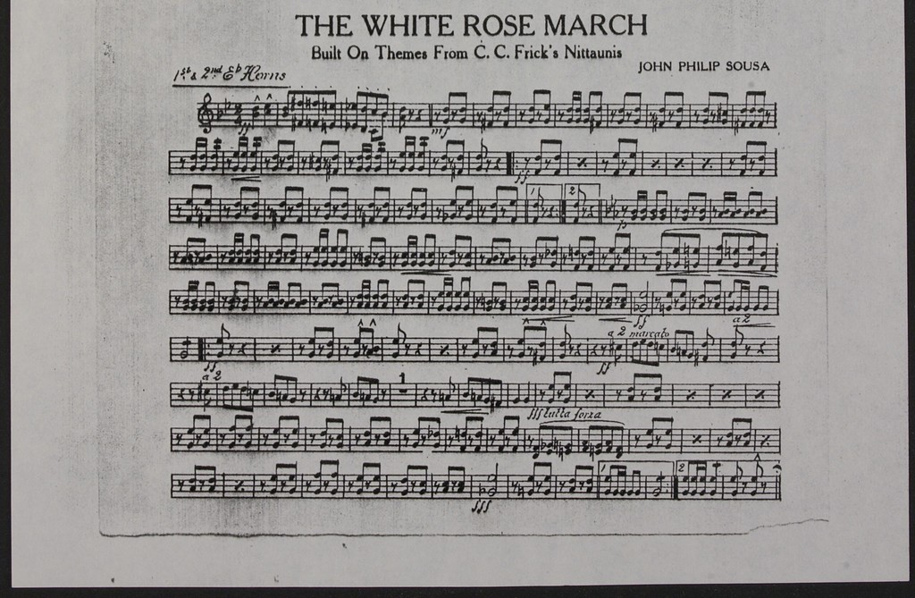 The  White Rose March