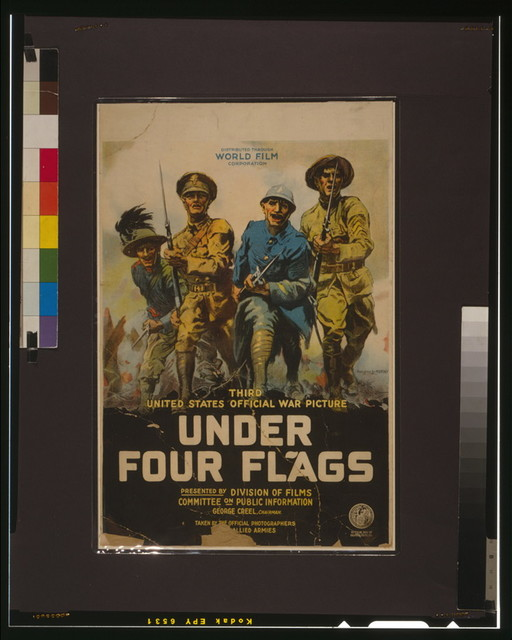 Under four flags / from group by Martiny.