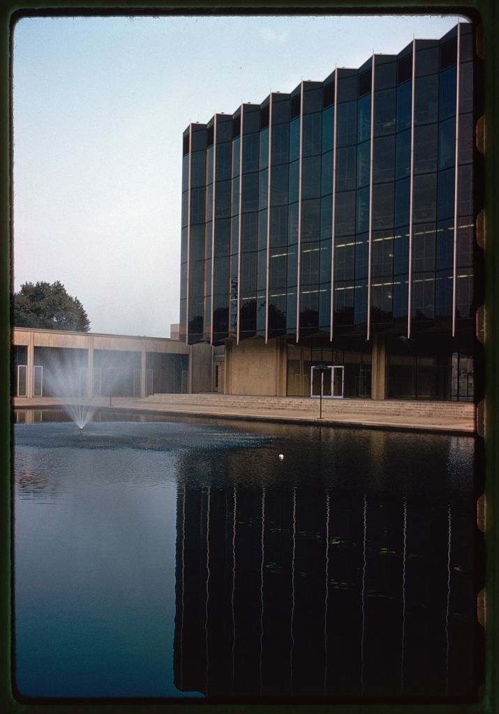University of Chicago Law School, 1955-63. Law School detail