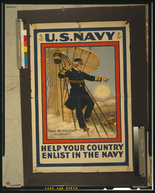 U.S. Navy--Help your country--Enlist in the Navy / From a sketch by H.A. Ogden.