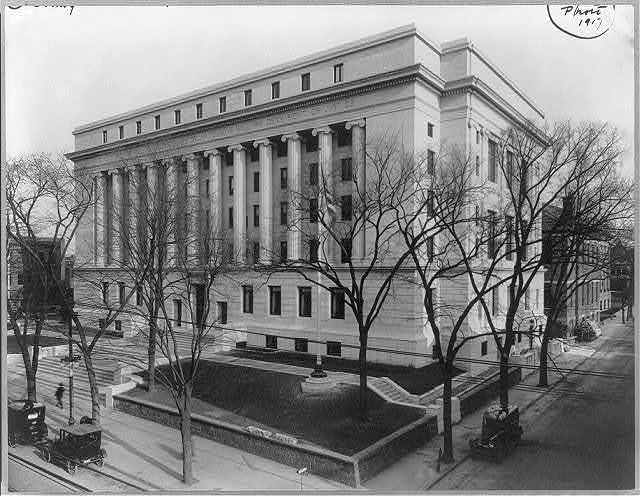 Westchester County Court House, White Plains, N.Y.