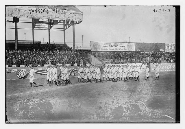 Yankees [drilling], 4/11/17