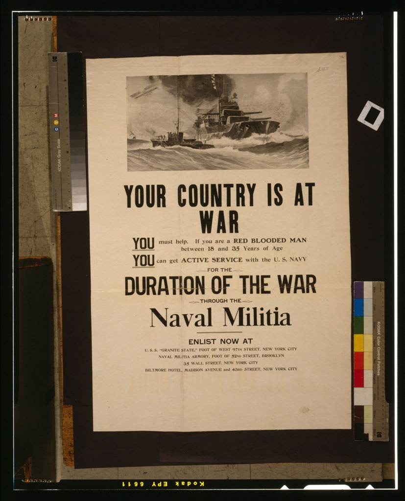 Your country is at war / Frank Paulus 17.