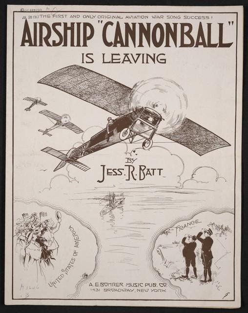 Airship Cannonball