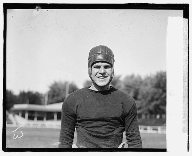 Albert Leary, Georgetown