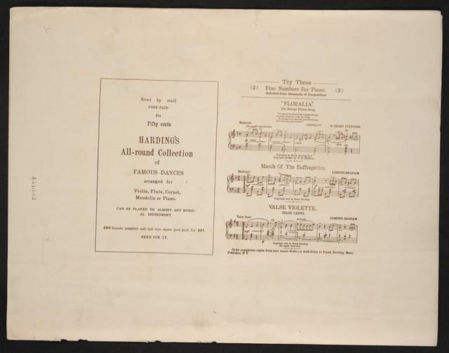 America's Marseillaise song