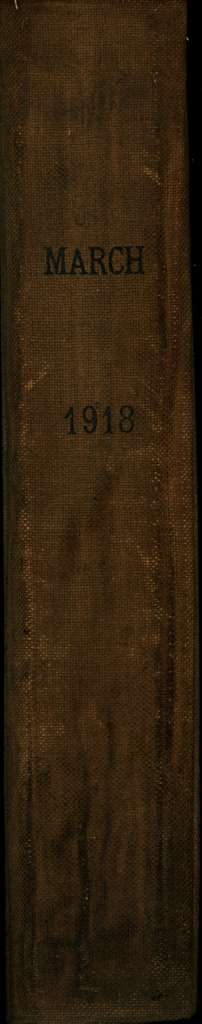 Associated Press, Washington, D.C., Bureau News Dispatches: 1918, Mar. 1-15