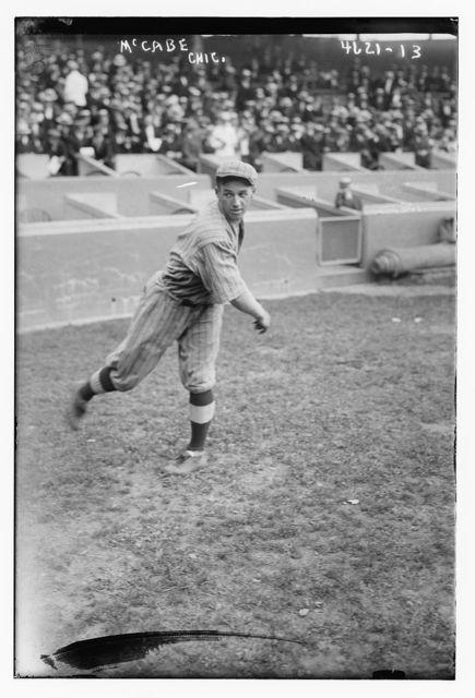 [Bill McCabe, Chicago NL (baseball)]
