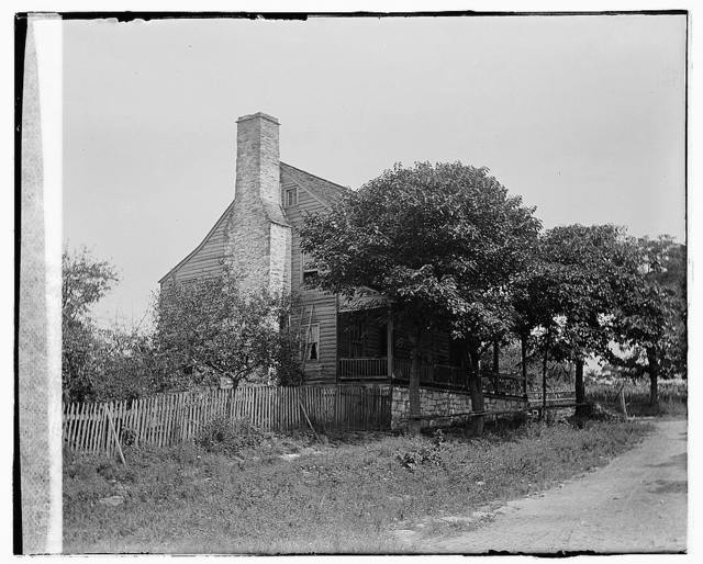 Bull Run, Centerville [i.e., Centreville], [Virginia]