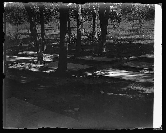 Burial Ground, Marshall Hall