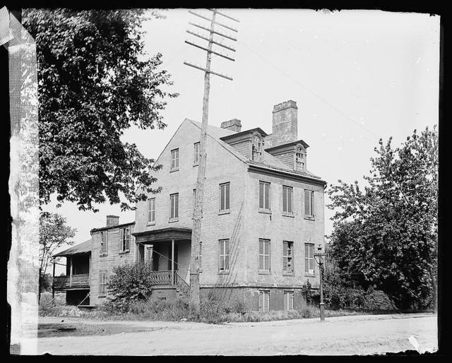 Carberry [i.e., Carbery] Mansion [...]