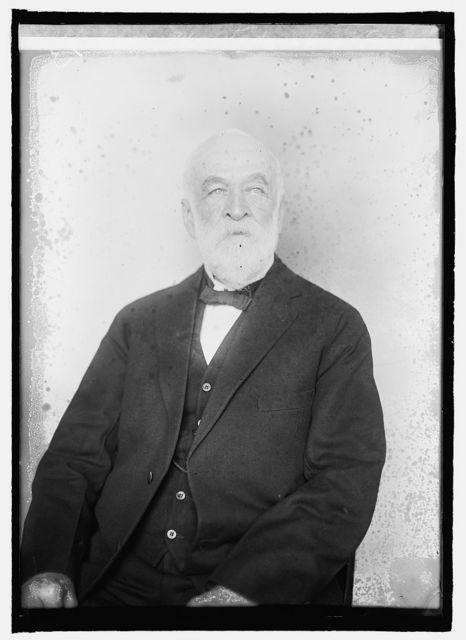 Chas. M. Stedman, N.C.