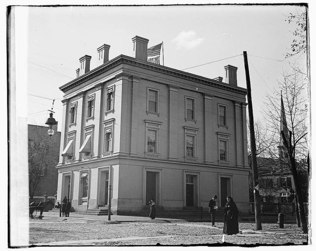 City Post Office and Custom House, Alexandria, [Virginia]