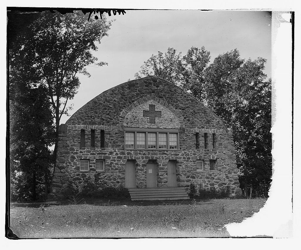 Clara Barton Chapel, Glen Echo, [Maryland]