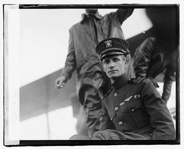 Commander Albert C. Read, NC 4