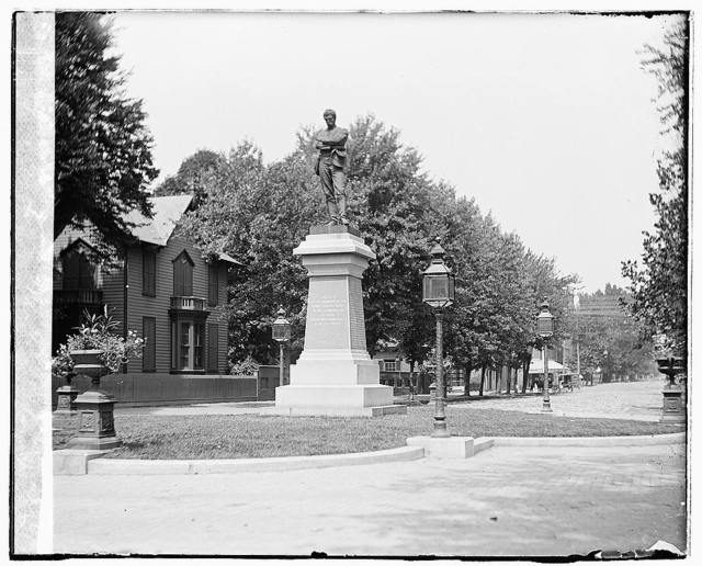 Confederate Monument, Alexandria, [Virginia]